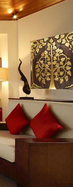 Tree Wall Art, Diy Wall Art, Diy Wall Decor, Framed Wall Art, Diy Art, Wall Decorations, Gold Wall Art, Gold Leaf Art, Art Decor