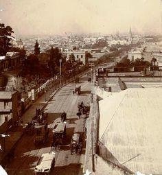 Buenos Aires 1910: Barracas - Caseros y Montes de Oca