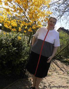 by.Yvonne.Mania: Das Kleid welches mit dem Reißverschluß begann