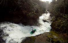 Whitewater Kayaking spring break