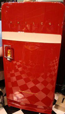Frigoriferi anni 50 - Philco frigorifero anni 50 | Pinterest