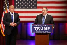 """Mike Huckabee: """"Ask Trump"""" About Veep Possibility - BuzzFeed News"""