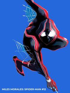 Miles Morales: Spider-Man #12 2099 Variant Miles Morales Spiderman, Marvel Comics, Deadpool, Darth Vader, Batman, November 2019, Superhero, Fictional Characters
