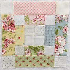 Block 57 of The Splendid Sampler Quilt