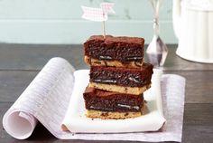 Unser beliebtes Rezept für Slutty Brownies und mehr als 55.000 weitere kostenlose Rezepte auf LECKER.de.