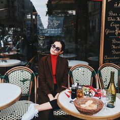 Cafe society: Bistrot Le Cap, Paris