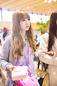 Jiae Lovelyz Jiae, Gal 3, Girl Group, Kpop, Beautiful, Girls, Fashion, Angels, Toddler Girls