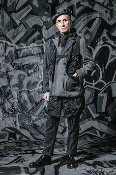 Engineered Garments FW16.  menswear mnswr mens style mens fashion fashion style engineeredgarments campaign lookbook