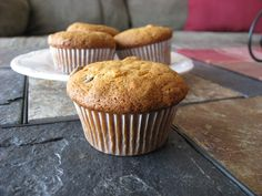 Easy and Delicious Banana Muffins @ allrecipes.com.au