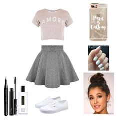 """All Around The World"" by moniqueforeverz ❤ liked on Polyvore featuring Vans, MAC Cosmetics, Marc Jacobs, Victoria's Secret, Casetify, women's clothing, women's fashion, women, female and woman"