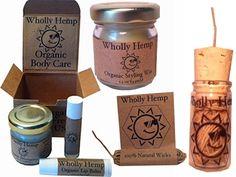 4 for 20 Box - Wholly Hemp, hemp products