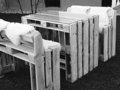 Table, Furniture, Home Decor, Diy Pallet Furniture, Furniture From Pallets, Homemade Home Decor, Mesas, Home Furnishings, Desk