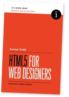 HTML5 for Web Designers (abookapart.com)