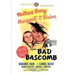 Bad Bascomb (Mod) from Warner Bros.: An outlaw's heart is stolen by a cute little moppet in this captivating… #Movies #Films #DVD Video