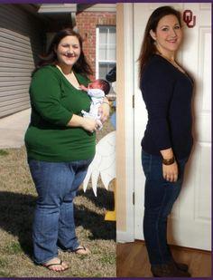 Transformation Profile – Jenica (mom of 2) – lbs lost = 102