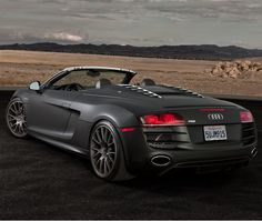 Audi R8 Spyder by STaSIS #CarFlash