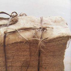 Handmade. Handspun. Handwoven. Cotton. Out of Mali. Wrapped beauty. • #outoffashionthenewfashion #handmade #artsandcrafts #handspun #handwoven #organiccotton