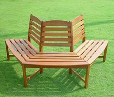 Alf img - Showing > Semi Circle Bench