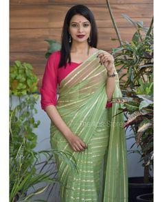 Saree Dress, Sari, Frock Models, Designer Sarees Wedding, Formal Saree, Modern Saree, Gold Mangalsutra, Simple Sarees, Fancy Blouse Designs