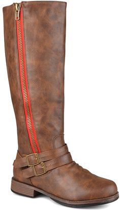 Plus Size Extra Wide Calf Boots - up to calf circumference Other color but  I like extra wide bc I can't find high boots EVER lol
