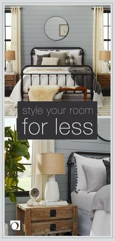 Browse an impressive selection of stylish bedroom furniture and decor at Overstock. From bed frames to side tables, we have everything you need to create a bedroom look you love White Furniture, Office Furniture, Bedroom Furniture, Entryway Furniture, Furniture Shopping, Furniture Ideas, Decoration, Farmhouse Bedroom Decor, Home Decor Bedroom