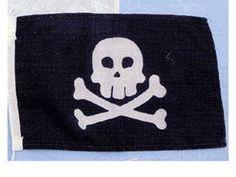Bandera Pirata Velas/Toldos