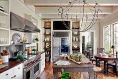 Cozinhas, lindas cozinhas