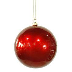 Amazon.com - Vickerman 4 in. Candy Finish Ball - Set of 4
