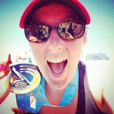 A Plant Based Triathlon & What Happened Along The Way. This year has been a journey from vegetarian to vegan, from 3 miles on the run to 7 miles, from not biking in over a year to biking 45 miles in a day, from swimming 1300 yards to 3000 yards & out into the ocean. I finished 2 triathlons this year, swam 3 open water swims, biked 14 miles each way to work, and have spent hour after hour pounding the pavement. And I wouldn't have been able to do it all without changing my diet to plant…