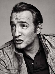 Jean Dujardin by Sebastian Kim
