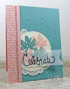 StampinDreams.com Stampin Up - Love Sparkles stamp set
