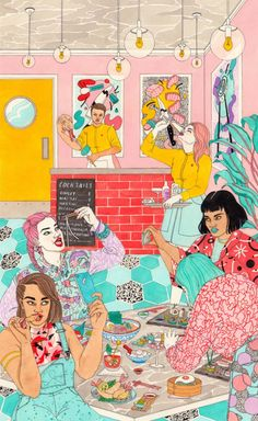 Illustration par Laura Callaghan