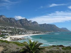 on the list: cape town, south africa