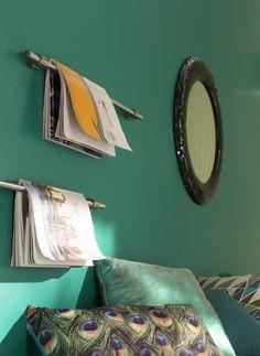 33 Belles Images De Déco Vert Bedrooms Tropical Colors Et Wall Papers