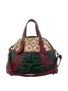 40% OFF amykathryn Gladiola Shoulder Bag, Emerald Print