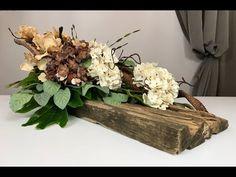 Log Decor, Grave Decorations, Wreaths And Garlands, Funeral, Floral Arrangements, Diy And Crafts, Floral Design, Centerpieces, Floral Wreath