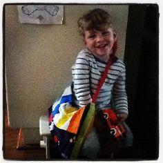 Toy bag boy's