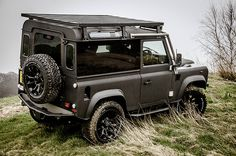 Land Rover Defender 90 Td4- Last Series Factory modified ICON.