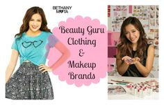 Beauty Guru Clothing & Makeup Brands YouTube has given a start to aspiring fashion designers and makeup experts around the globe. Without YouTube, I wouldn't be where I am today! There are gurus online that dream of expanding into fashion or beauty careers and even launching their very own brands… Some of which already have! We all ...  Read More at http://www.chelseacrockett.com/wp/beauty/beauty-guru-clothing-makeup-brands/.  Tags: #Beauty, #Brands, #Clothing, #Fash