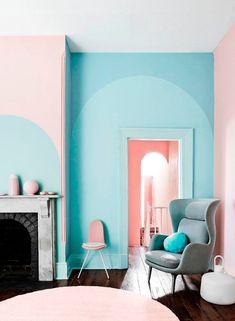 1001 idees originales comment peindre une porte interieure