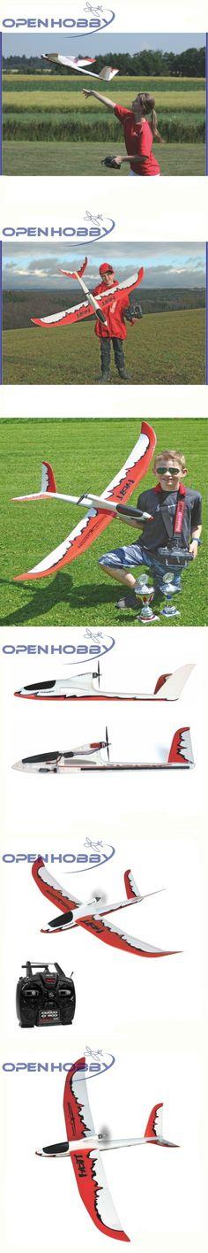 Graupner V-VENTURE HoTT Glider RTF Rx RC Airplanes With mz-10 5 Channel 2.4GHz Radio Control Gr-12L Receiver Dancer Model #radiocontrolairplanes