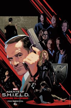 Agents of SHIELD - 100th Episode