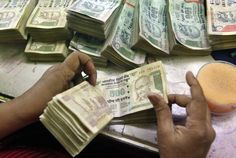 Rupee bounces back, firms up 10 paise against dollar | A2Z BIZ