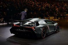 Lamborghini Veneno specifications