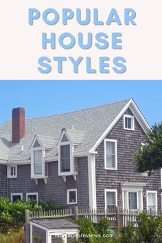 House Styles That Everyone Is Talking About Colonial Style Homes, French Style Homes, Cottage Style Homes, Craftsman Style Homes, Mediterranean Style Homes, Stucco Walls, Dormer Windows, Brick Facade, Tudor House
