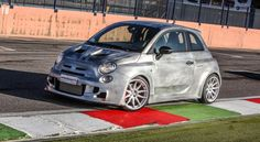 Romeo Ferraris Give The Fiat 500 Abarth The Carbon Treatment! Picture #41