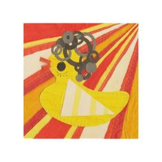 Disco Ducky available on different stationary http://www.zazzle.co.uk/disco_ducky_wood_canvas-256765022251652758