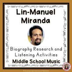 Music Activities for Middle and Junior High School Music Students from Music Teacher Resources. Suitable for Distance Learning This resource contains: FOUR different biography research activities ONE Timeline Research Activity ONE Comparative Listening Activity THREE Listening Response Activity No prep, just print and go! ♫ ♫ #musiceducation #mtr
