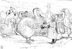Alice - Brinsley LeFanu - Dodo Thimble