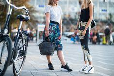 Copenhagen Fashion Week Spring 2015 - Copenhagen Spring 2015 Street Style Day 1
